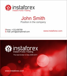 Instaforex business cards download r reheart Image collections